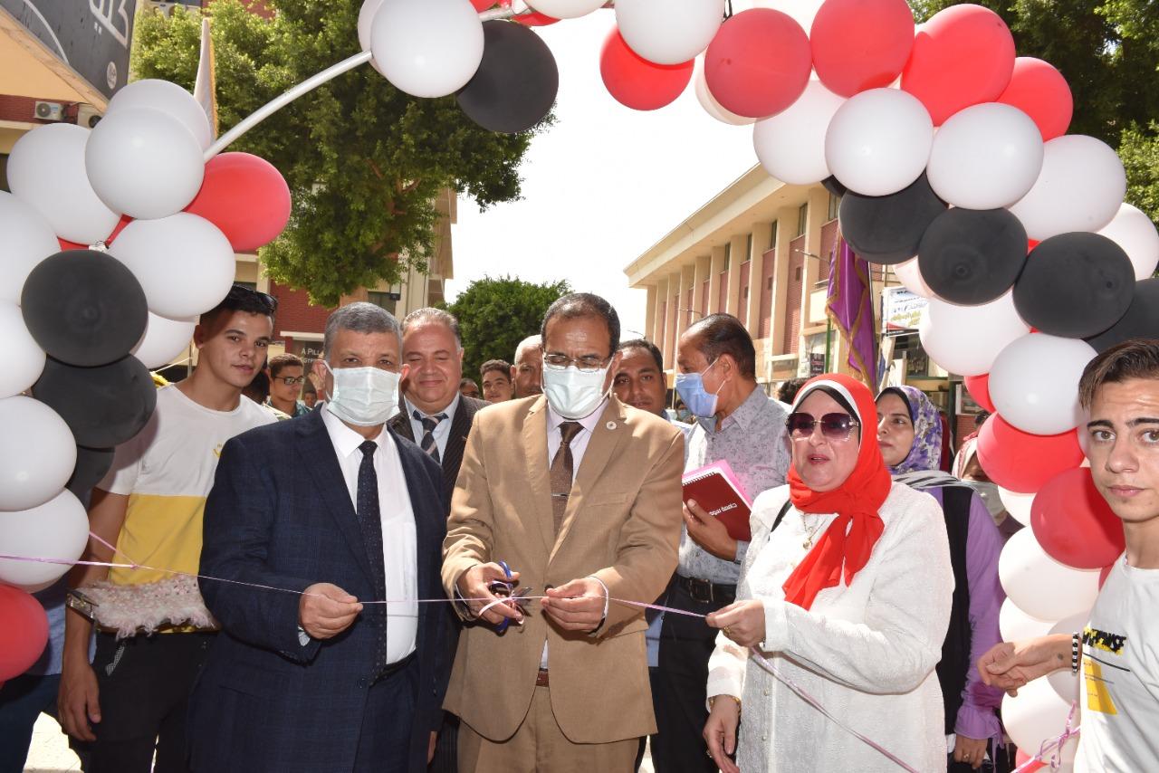 حفل استقبال طلاب كلية تمريض الجدد والقدامى  (1)