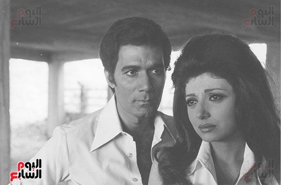 محمود ياسين و نبيلة عبيد