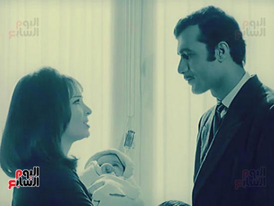 محمود ياسين و شادية