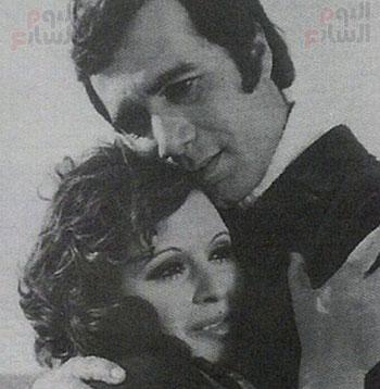 محمود ياسين و سعاد حسنى