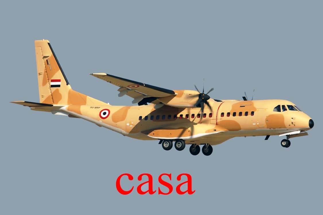 الطائرة كاسا