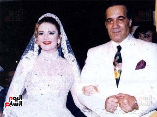 فرح ابنة محمود ياسين
