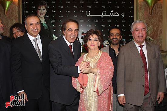 محمود ياسين و وردة الجزائرية
