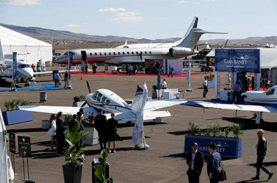 مؤتمر ومعرض طيران الأعمال NBAA في هندرسون