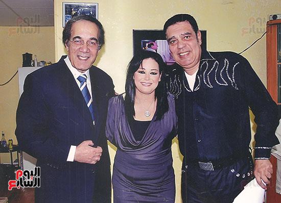 محمود ياسين و سامى العدل