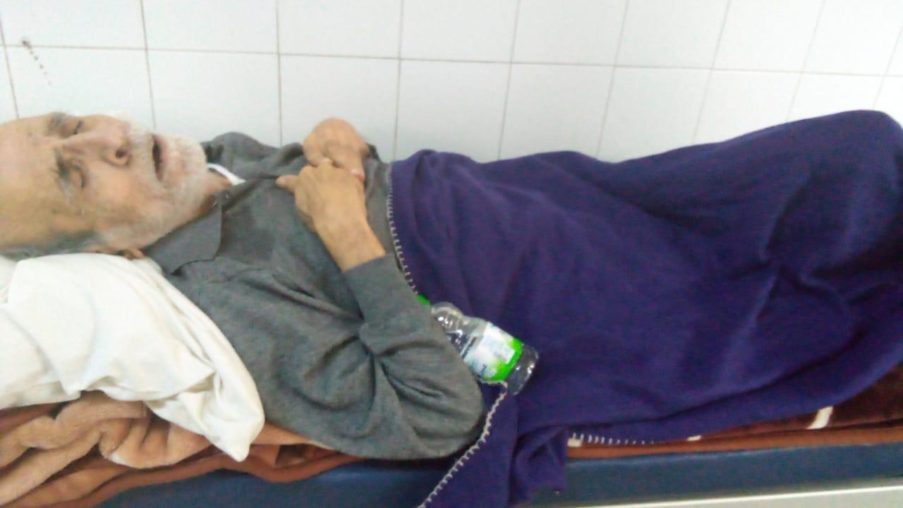 بالصور تدهور الحالة الصحية لابن محمد عبدالمطلب بالمغرب ونقله للرعاية المركزة (4)