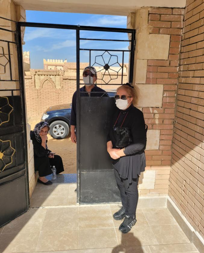 قبر محمود ياسين