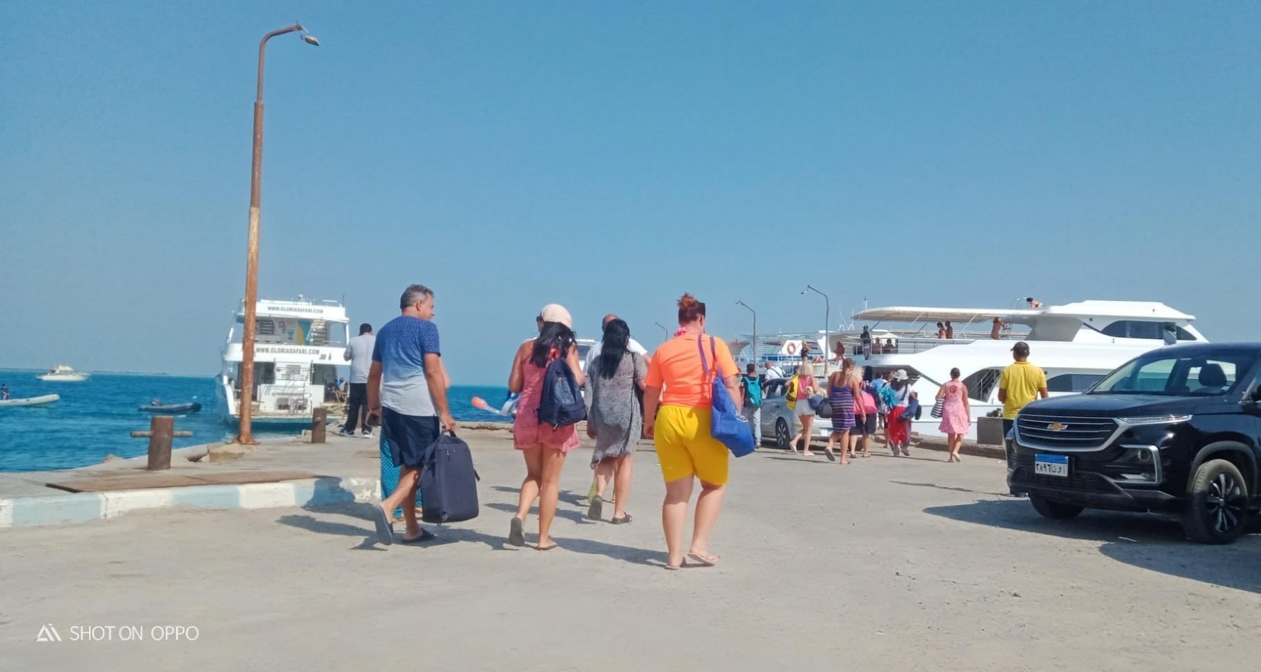 انتعاشة فى حركة الرحلات البحرية السياحية (2)