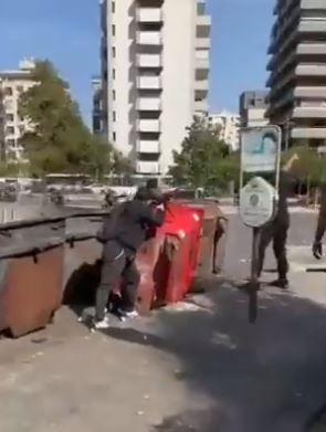 بيروت تتحول إلى ساحة حرب (1)