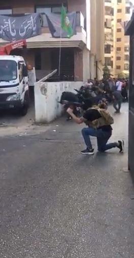 بيروت تتحول إلى ساحة حرب (2)