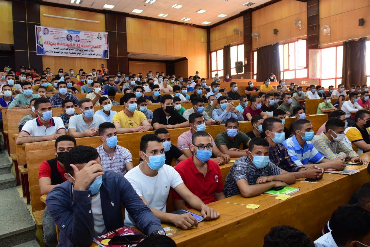 حفل كلية كلية الهندسة لجامعة سوهاج (18)