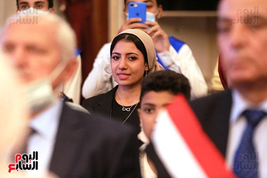 احتفالية بمحافظة القاهرة تصوير خالد كامل (6)
