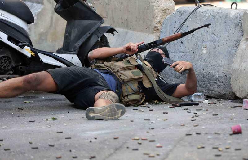 بيروت تتحول إلى ساحة حرب (5)