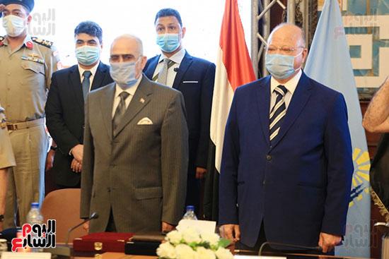 احتفالية بمحافظة القاهرة تصوير خالد كامل (9)