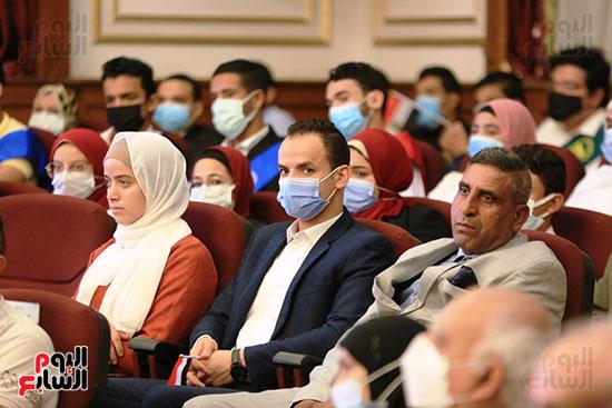 احتفالية بمحافظة القاهرة تصوير خالد كامل (14)