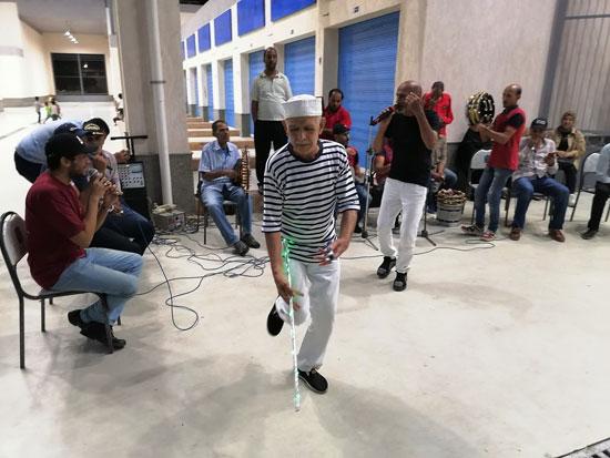 الرقص على نغمات السمسمية في بورسعيد
