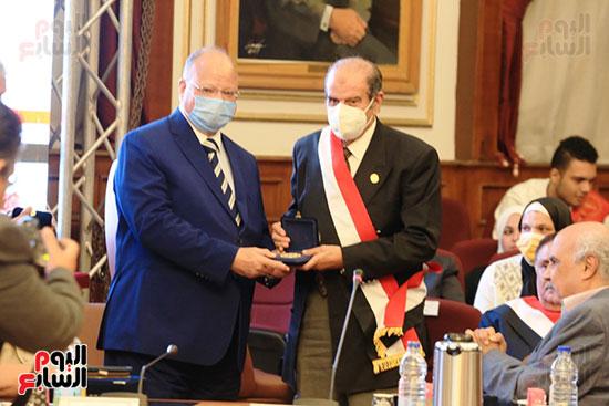 احتفالية بمحافظة القاهرة تصوير خالد كامل (26)