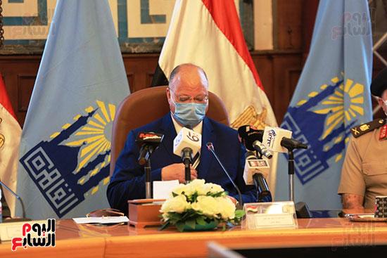احتفالية بمحافظة القاهرة تصوير خالد كامل (7)