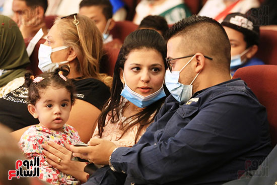 احتفالية بمحافظة القاهرة تصوير خالد كامل (21)