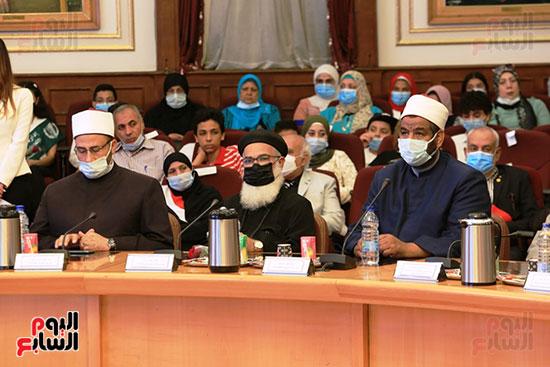 احتفالية بمحافظة القاهرة تصوير خالد كامل (10)