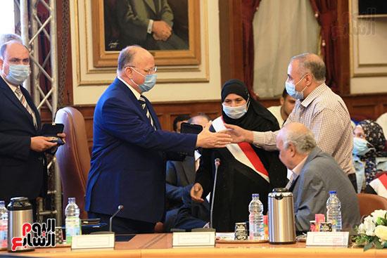 احتفالية بمحافظة القاهرة تصوير خالد كامل (2)
