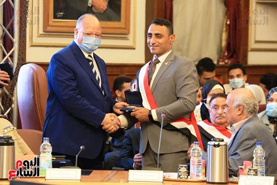 احتفالية بمحافظة القاهرة تصوير خالد كامل (27)