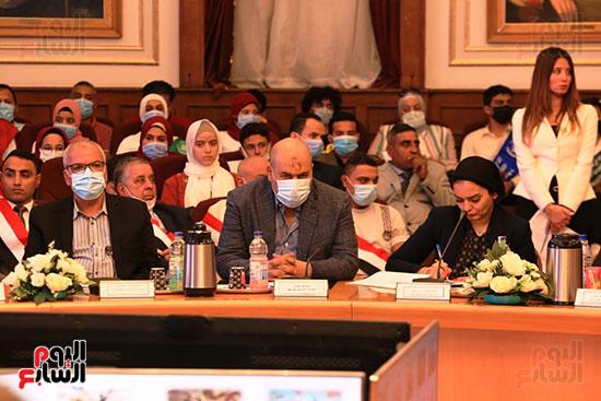 احتفالية بمحافظة القاهرة تصوير خالد كامل (11)