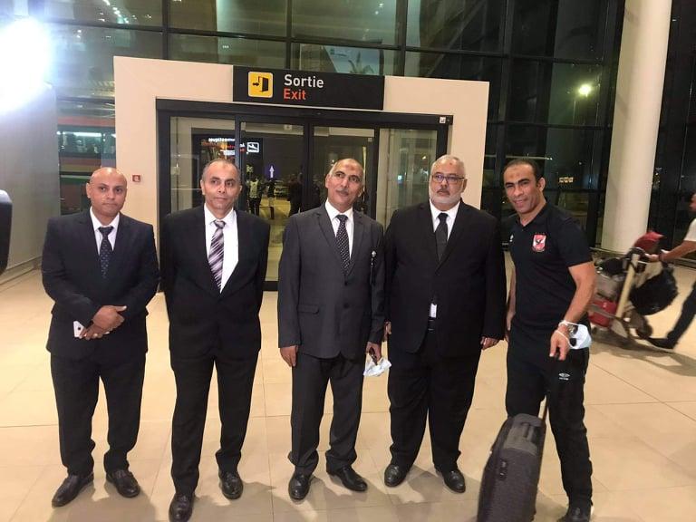 سفير مصر بالنيجر