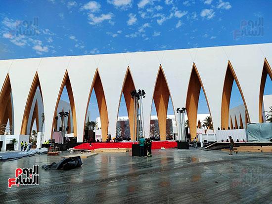 قاعة مهرجان الجونة (5)