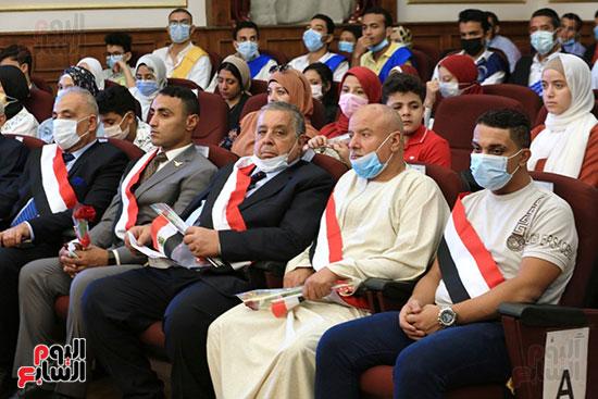 احتفالية بمحافظة القاهرة تصوير خالد كامل (13)