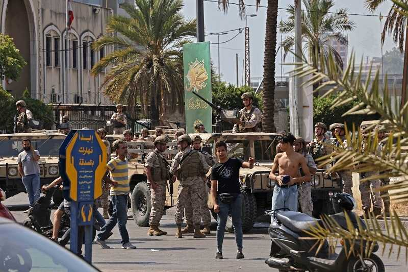 بيروت تتحول إلى ساحة حرب (17)