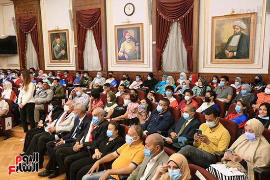 احتفالية بمحافظة القاهرة تصوير خالد كامل (20)