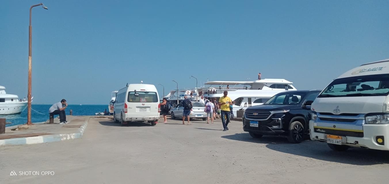 انتعاشة فى حركة الرحلات البحرية السياحية (5)