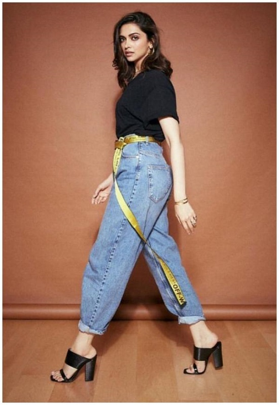 Deepika Padukone Style Baggy Pants (5)
