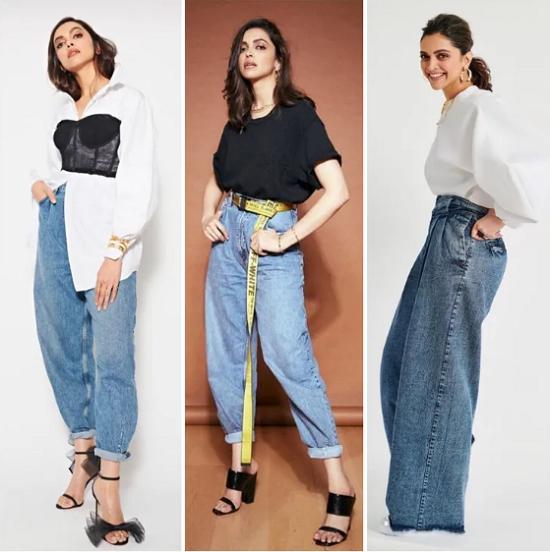 Deepika Padukone Style Baggy Pants (1)