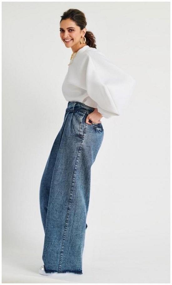 Deepika Padukone Style Baggy Pants (3)