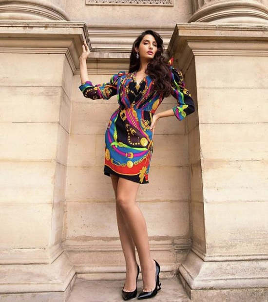 The most beautiful short dresses by Versace (4)