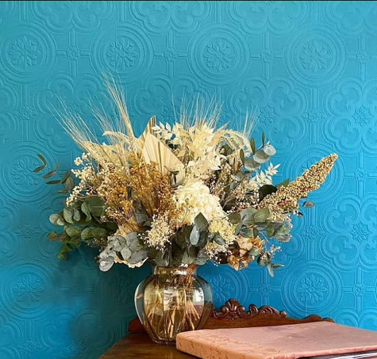 Dried Flowers Top 2021 Decor Trends (2)