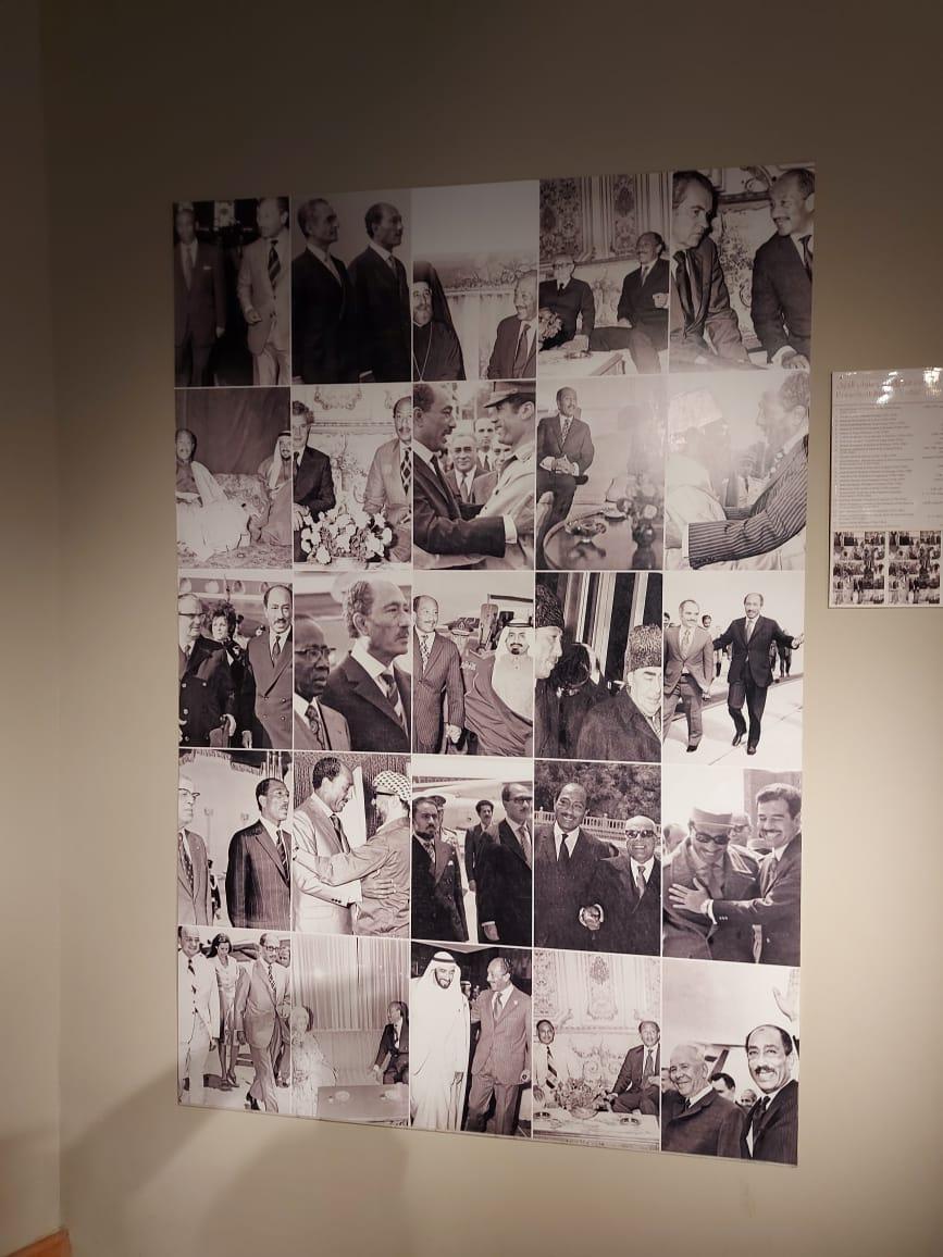 داخل متحف السادات بالإسكندرية فى ذكرى نصر أكتوبر (10)