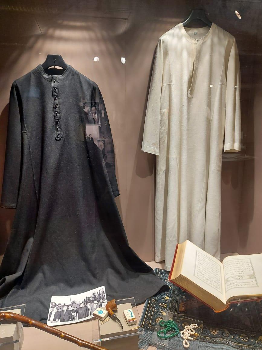 داخل متحف السادات بالإسكندرية فى ذكرى نصر أكتوبر (8)