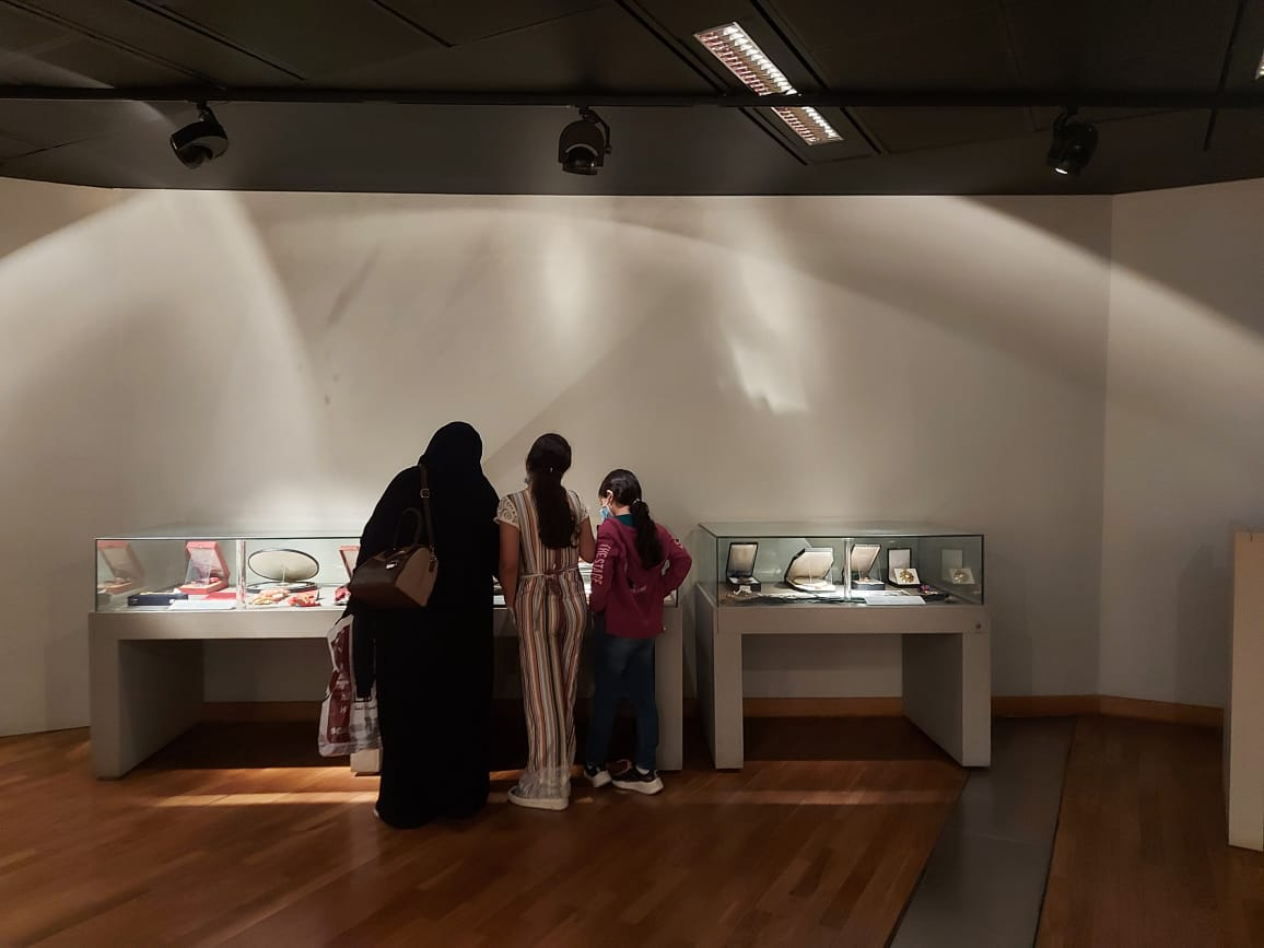 داخل متحف السادات بالإسكندرية فى ذكرى نصر أكتوبر (22)