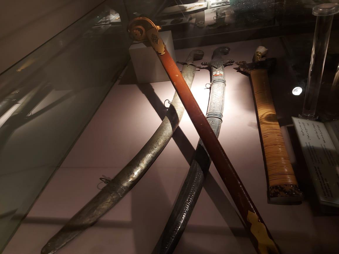 داخل متحف السادات بالإسكندرية فى ذكرى نصر أكتوبر (12)