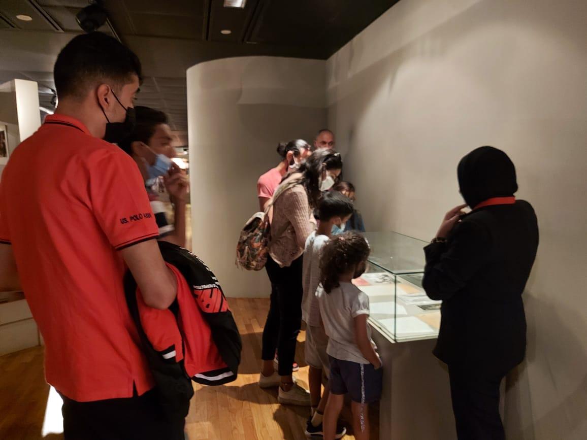 داخل متحف السادات بالإسكندرية فى ذكرى نصر أكتوبر (16)