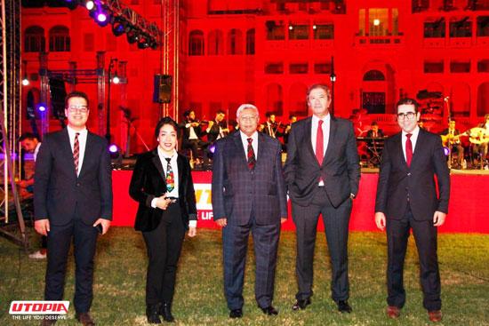 Utopia celebrates World Heart Day at the Koba Palace (3)