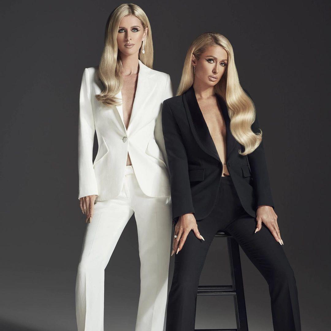 Paris Hilton and her sister Nicky Hilton