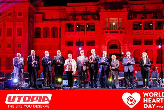 Utopia celebrates World Heart Day at Al-Qubba Palace (6)