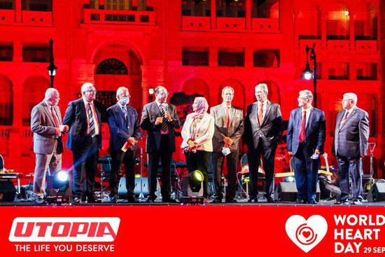 Utopia celebrates World Heart Day at Al-Qubba Palace (5)