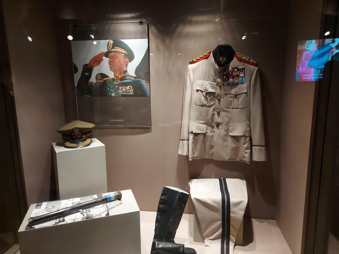 داخل متحف السادات بالإسكندرية فى ذكرى نصر أكتوبر (11)