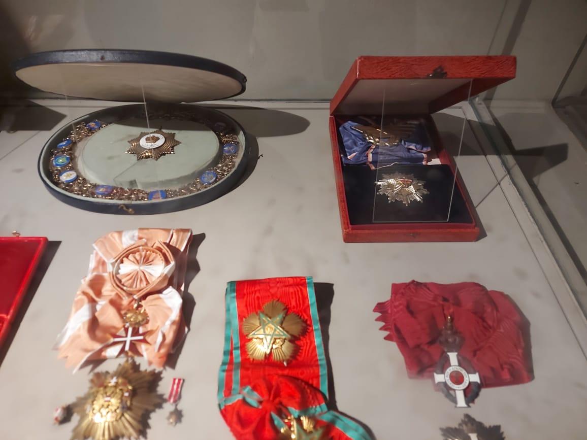داخل متحف السادات بالإسكندرية فى ذكرى نصر أكتوبر (13)