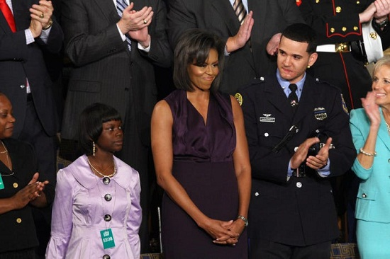 ميشيل أوباما